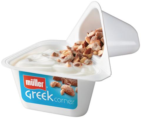 Pepsico Muller Quaker yogurt