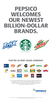 Billion Dollar Brand PepsiCo Print Ad