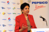 Indra Nooyi addresses associates in Korea